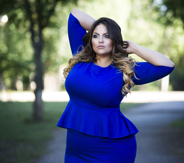 mannequin grande taille